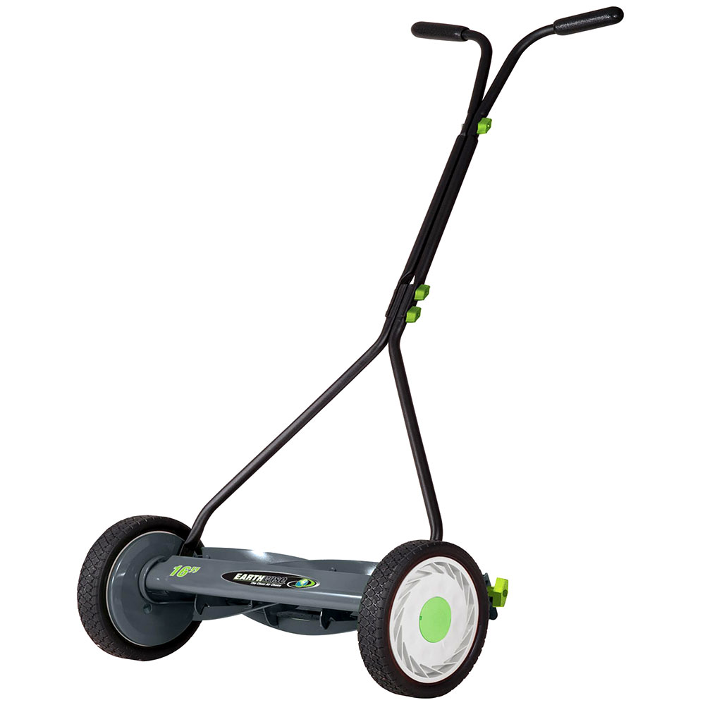 hight resolution of earthwise 16 inch bent reel mower