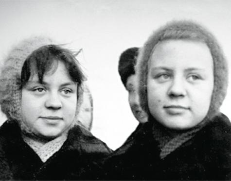 Фотография Ольга и Татьяна Юкины (photo Olga and Tatiana Ukinu)