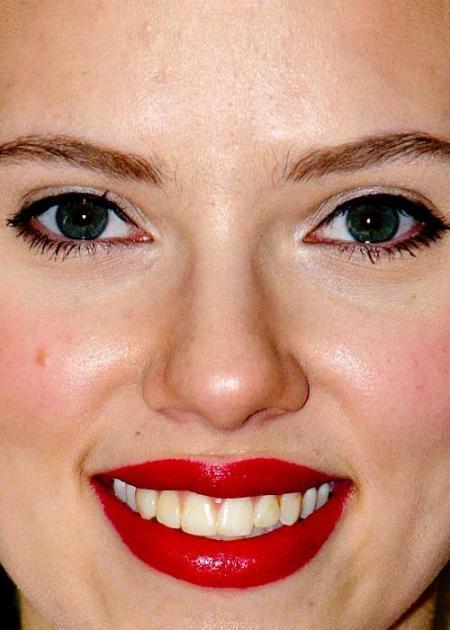 Скарлетт Йоханссон (Scarlett Johansson), 27 лет