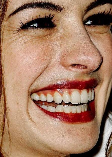 Энн Хэтэуэй (Anne Hathaway), 29 лет