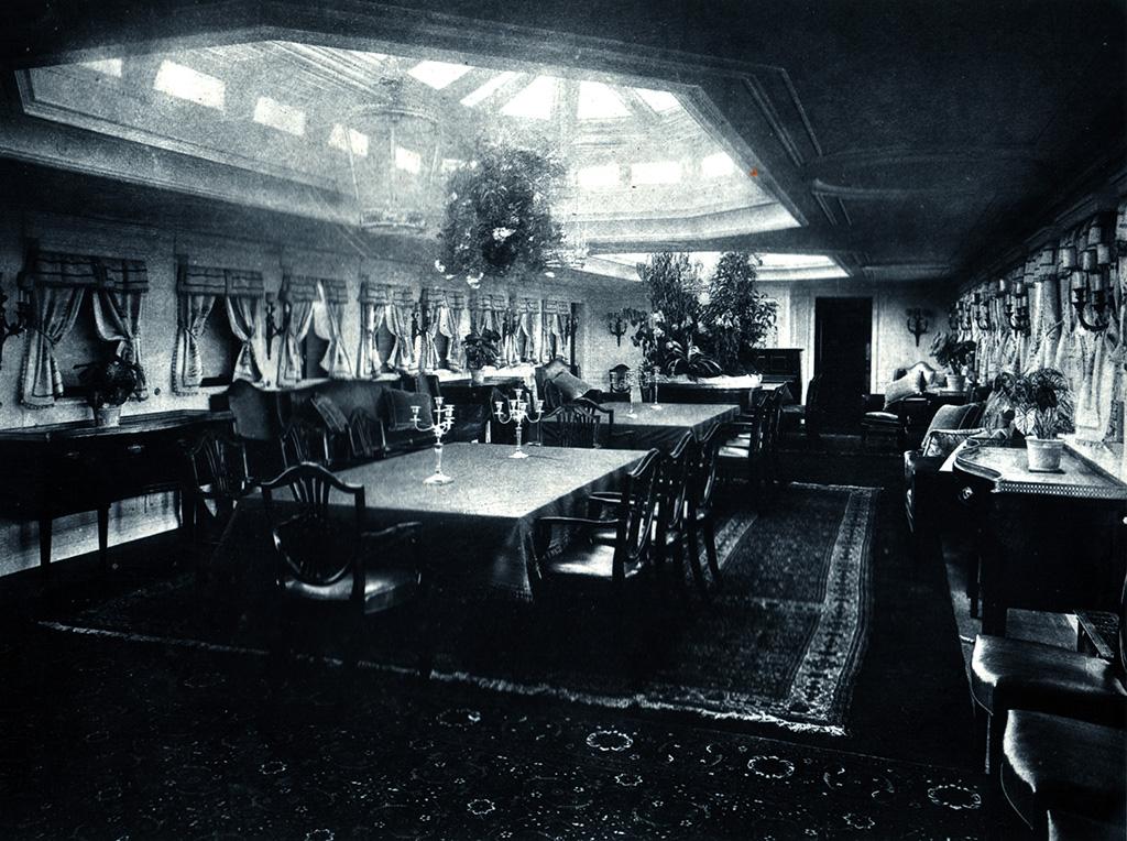 HMY Victoria Amp Albert III