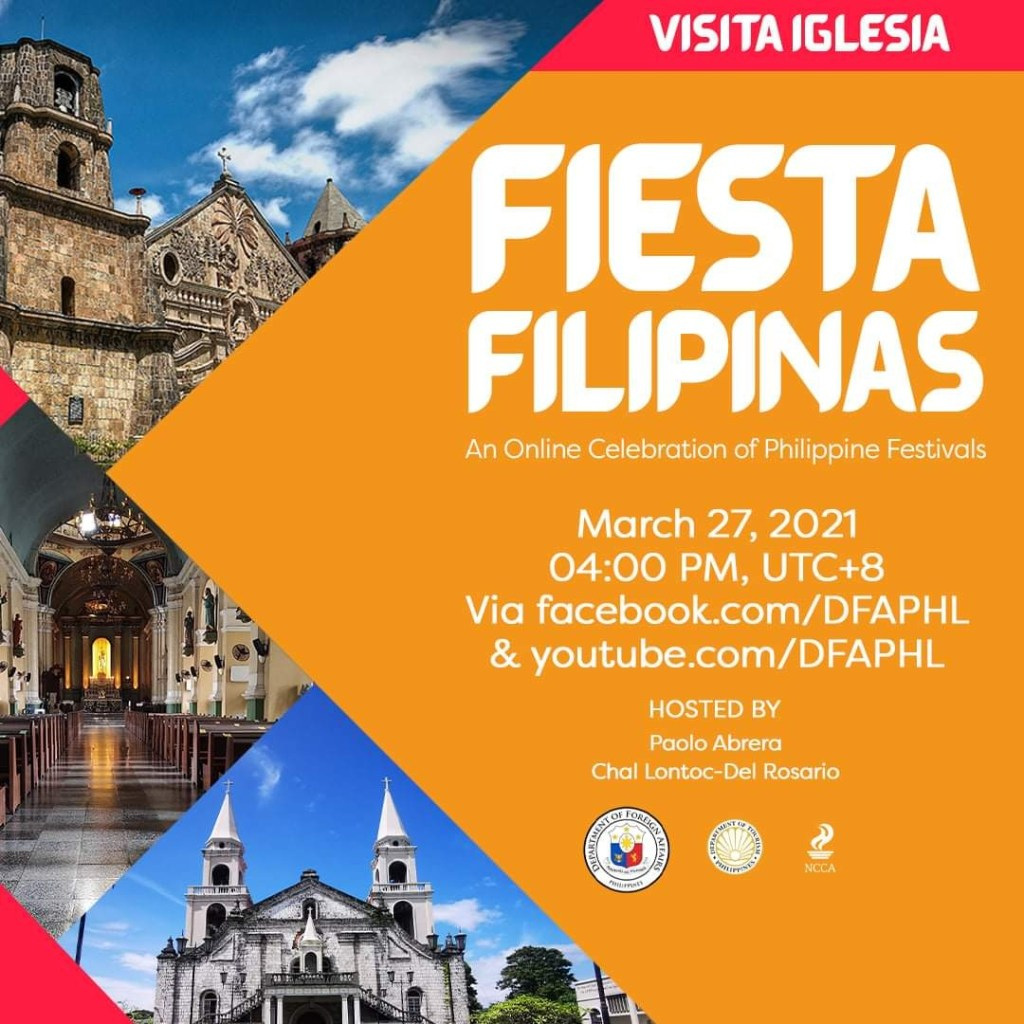 Fiesta Pilipinas Iloilo Tour