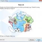Dropbox Tutorial Screen 5