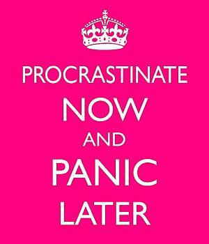 easy ways to beat procrastination