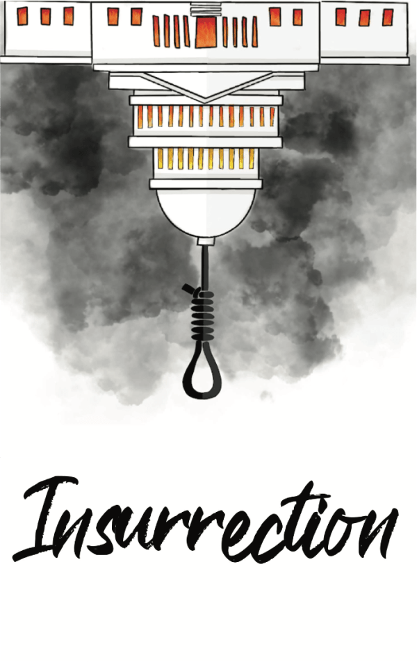 Insurrection book cover