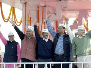 AAP is the manifestation of the right wing opportunism