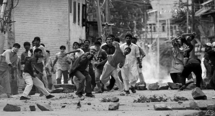 Kashmir may get turbulent in spring cautions former Union Minister and BJP leader Yashwant Sinha