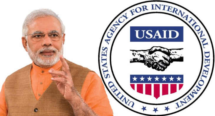 Modi's demonetisation exercise was Influenced by the US