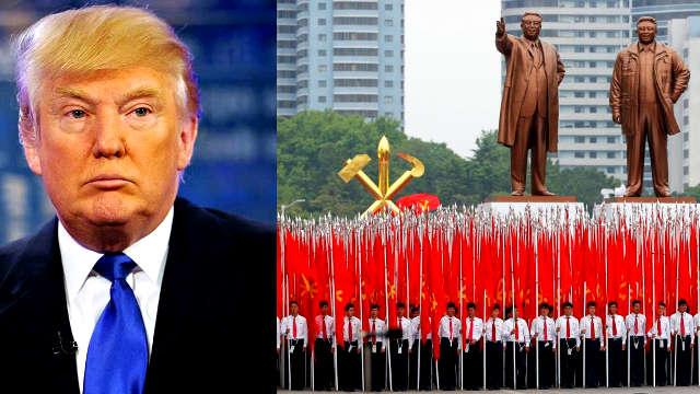 Trump's Agenda against DPR Korea