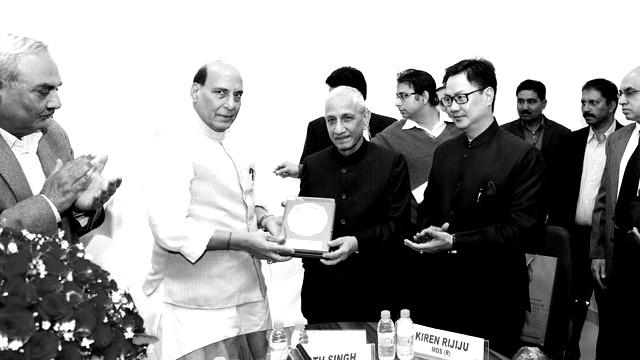 Dineshwar Sharma Kashmir Interlocutor