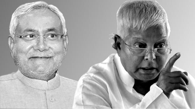 Ghar Wapsi of Nitish Kumar to BJP