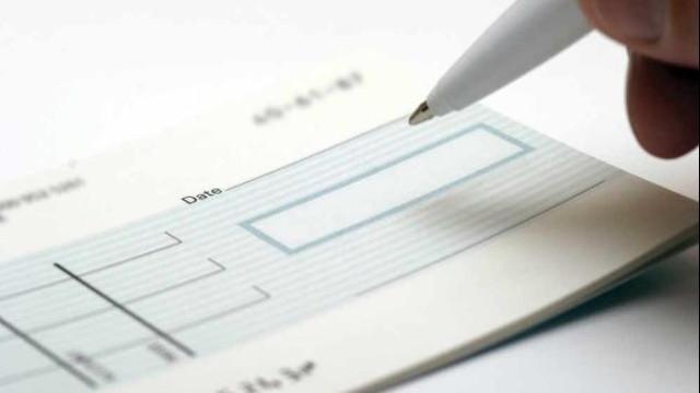 Cheque ban by the Modi government
