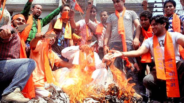 Resist Modi Regime's Hindutva Talibanisation Agenda