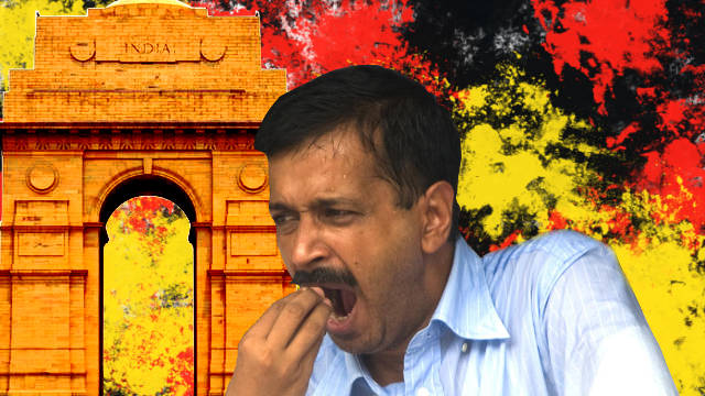 AAP Crisis as BJP manages to topple it