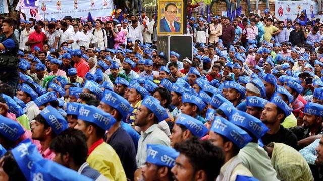 Dalit agitation in Maharashtra to trouble the Hindutva camp