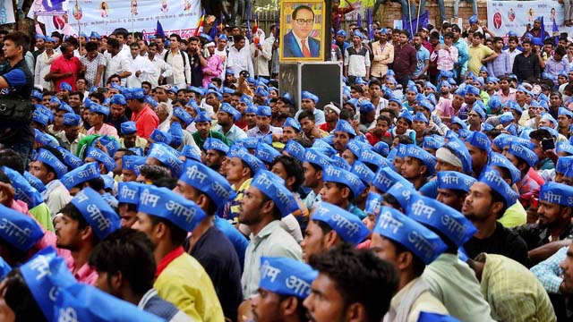 Dalit agitation in Maharashtra to trouble the Hindutva camp