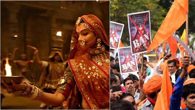 Riots Over Padmavat is a Success of BJP's Fringe Element Scheme