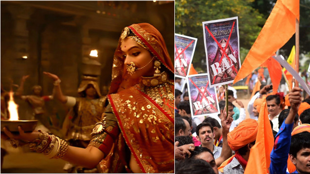 Riots Over Padmavat is a Success of BJP's Fringe Element Scheme