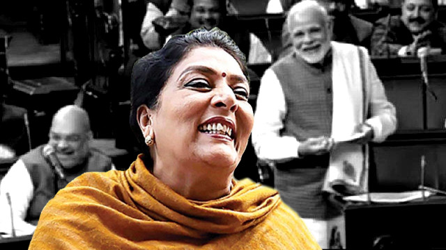 Why Renuka Chowdhury's Laughter is Compared with Surpanakha by Modi?