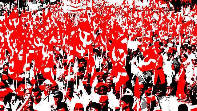 Kisan Long March to Mumbai
