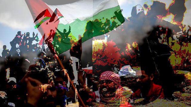 Israel Massacre Can't Stop Intifada