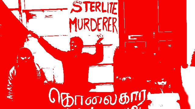 Thoothukudi Massacre Sterlite Copper