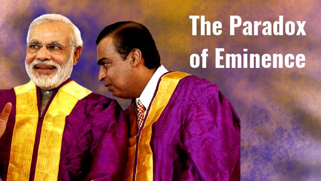 JIO Institute: A Paradox of Eminence and Imminence in Higher Education