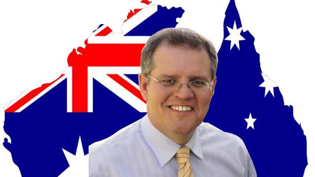 Australia marches towards fascism under white supremacist Christian fascist Scott Morrison