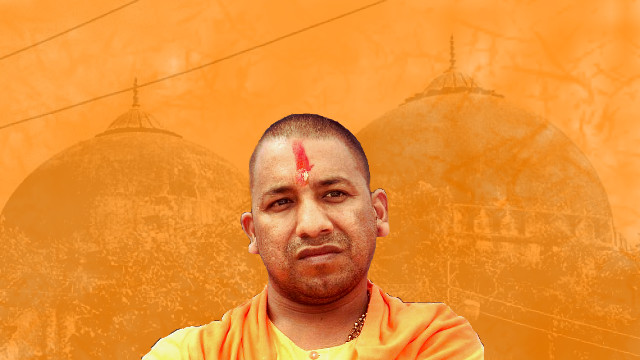 Yogi Adityanath's Ayodhya Ram temple rhetoric is a sign of BJP's crisis