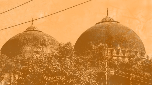 Rebuild Babri Masjid for Secular India