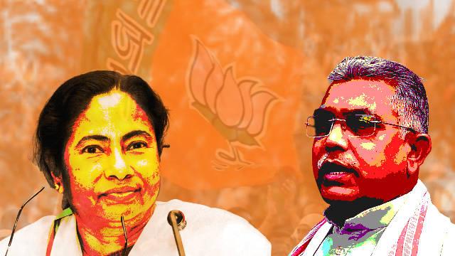 BJP West Bengal Rath Yatras