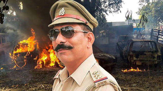 The mob violence in Bulandshahr and murder of Inspector Subodh Kumar Singh