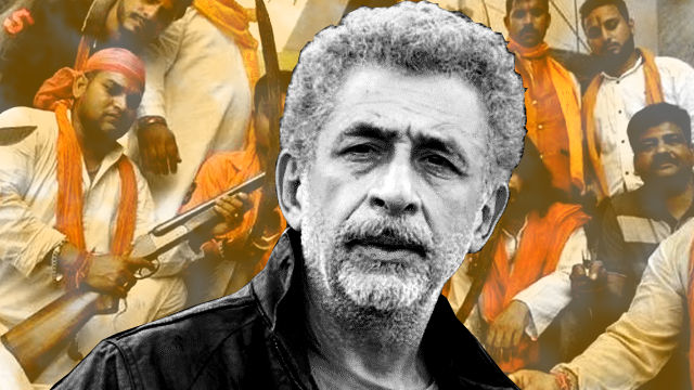 Naseeruddin Shah and Fear of Muslims