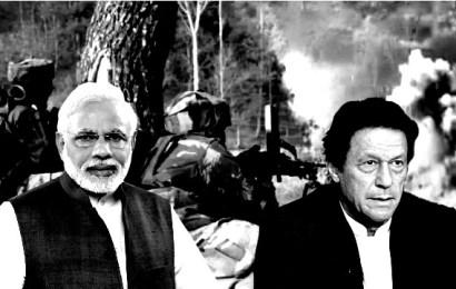India Pakistan war-like situation