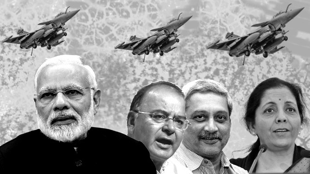 Rafale Jet scam and the faux passe by attorney general
