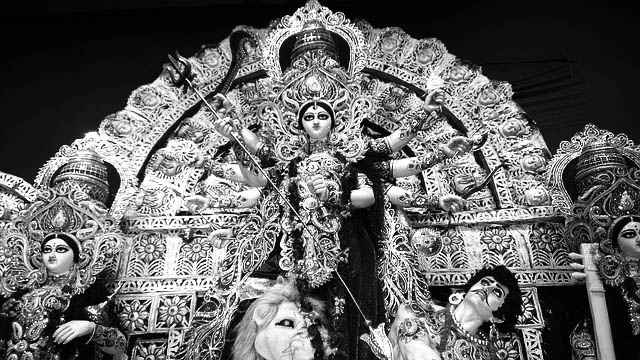 Durga Puja of Bengalis under Hindutva threat