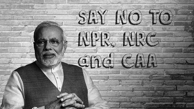 Modi regime's U-turn on NRC is merely a tactical move, not a strategic retreat