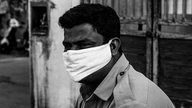 The oppressive silence of the pandemic