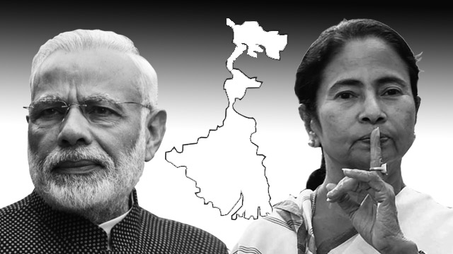 Modi's dirty politics choking West Bengal