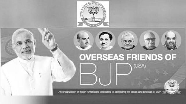 OFBJP listed as Foreign Agent under US law