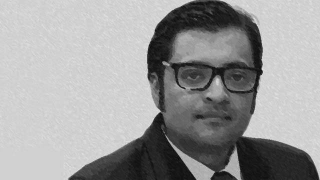 Arnab Goswami's arrest