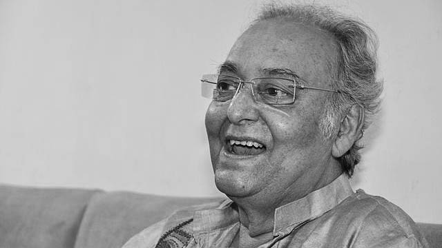 Iconoclasm is necessary to smash Soumitra Chattopadhyay myths