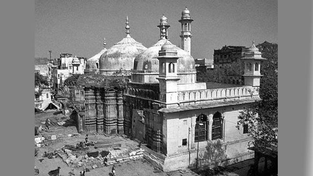 Varanasi's Gyanvapi Mosque placed on Ayodhya template