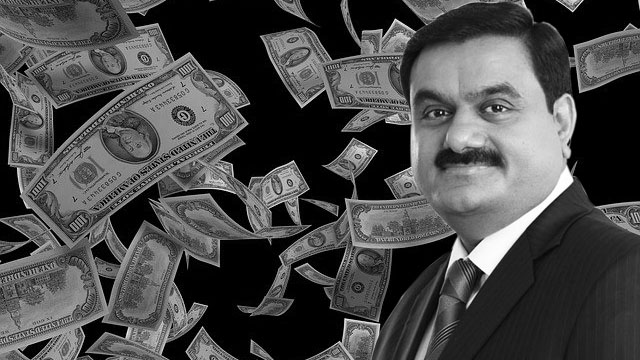 Adani's wealth increase amid rising poverty reaffirms why capitalism is the pandemic