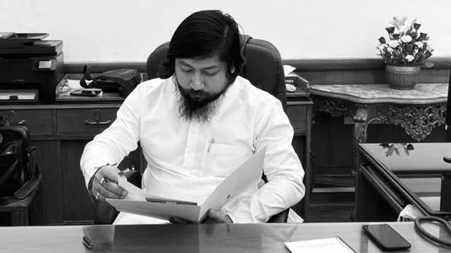 Nisith Pramanik Bangladesh origin row brings out the BJP's hypocrisy