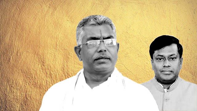 Fall of Dilip Ghosh and rise of Sukanta Majumdar in West Bengal BJP