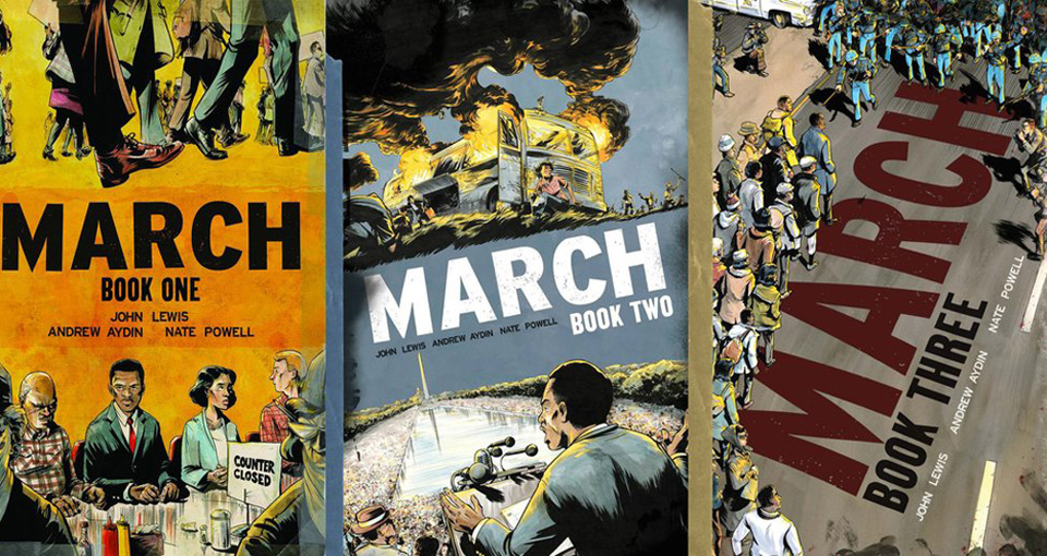 Image result for march by john lewis