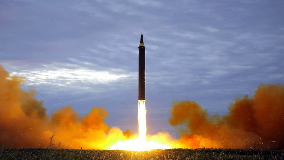 As missiles fly, Japanese Communists demand U.S.-DPRK talks