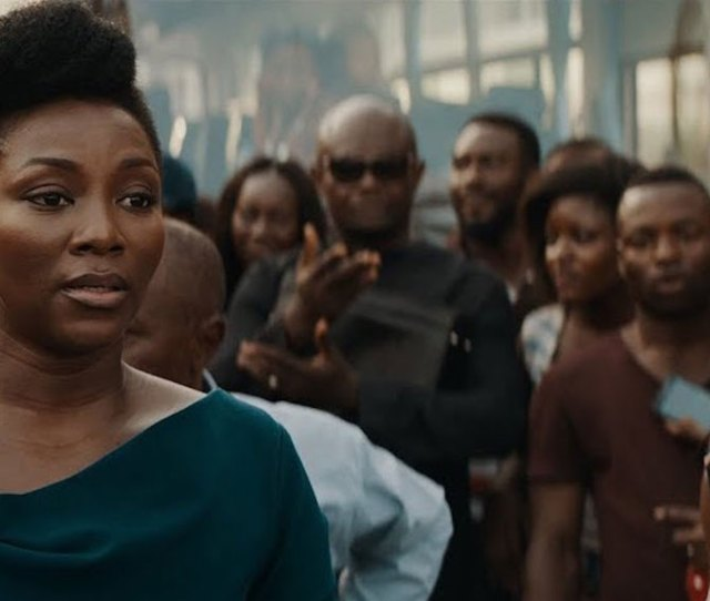 Nigerian Cinema Breaks Out To Wide Audience With Netflixs Lionheart