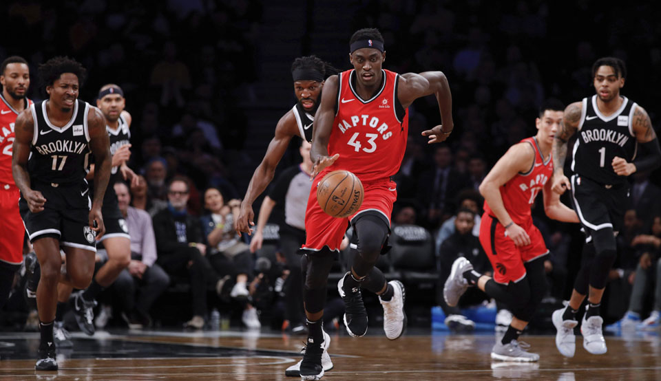 Raptors' Siakam makes his case as NBA's most improved player – People's World